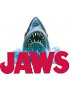Figurines &  goodies Jaws .