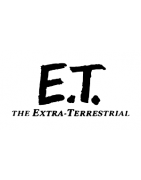 Figurines &  goodies E.T. L'extraterrestre.