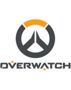 figurines , goodies et statuettes de jeux vidéos Overwatch.