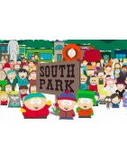Figurines et goodies collector South Park .