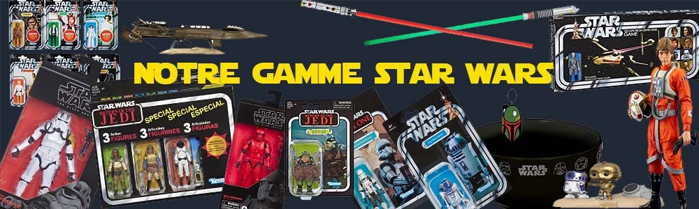 Figurines goodies & statuettes collector Star Wars